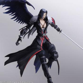 Final Fantasy Bring Arts Action Figure - Sephiroth (Another Form) (Kingdom Hearts)