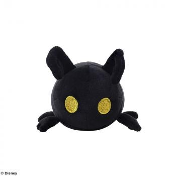 Kingdom Hearts Plush - Shadow Heartless Laying Down
