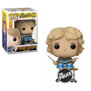 POP Rocks The Police POP! Vinyl Figure - Stewart Copeland