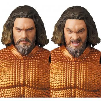 Aquaman Movie MAFex Action Figure - Aquaman