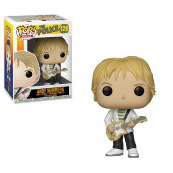 POP Rocks The Police POP! Vinyl Figure - Andy Summers