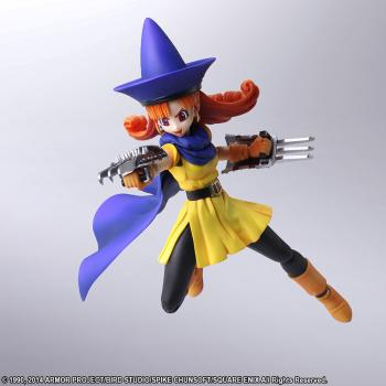 Dragon Quest IV Bring Arts Action Figure - Alena (Chapters of the Chosen)