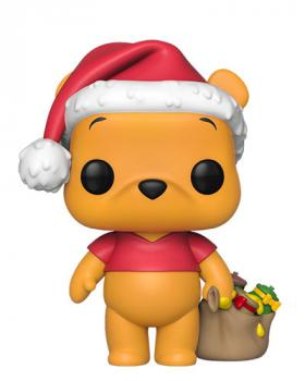 Disney Holiday POP! Vinyl Figure - Winnie the Pooh w/ Presents