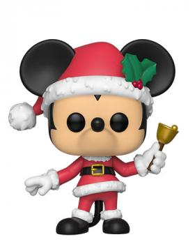 Disney Holiday POP! Vinyl Figure - Mickey Mouse (Santa)