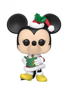 Disney Holiday POP! Vinyl Figure - Minnie Mouse (Mrs. Claus)