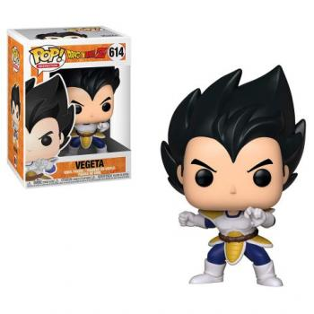 Dragon Ball Z POP! Vinyl Figure - Vegeta Battle Ready