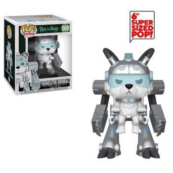 "Rick and Morty 6"" POP! Vinyl Figure - Snowball Exoskeleton"