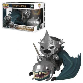Lord of the Rings POP! Rides Vinyl Figure - Witch King w/ Fellbeast