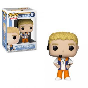 Pop Rocks NSYNC POP! Vinyl Figure - Justin Timberlake Pop Vinyl Figure