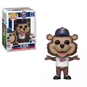 MLB Stars: Mascots POP! Vinyl Figure - T.C. Bear (Minnesota Twins)