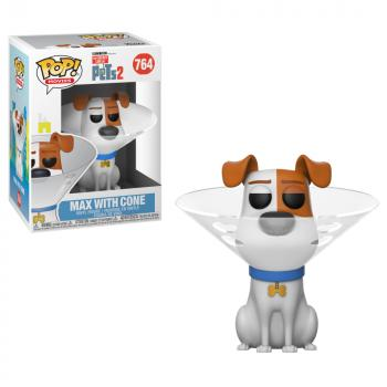 Secret Life of Pets 2 POP! Vinyl Figure - Max in Cone