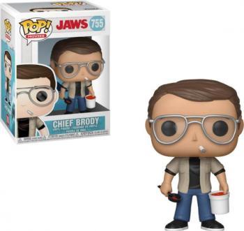 Jaws POP! Vinyl Figure - Chief Brody