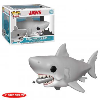 "Jaws 6"" POP! Vinyl Figure - Jaws w/ Diving Tank"