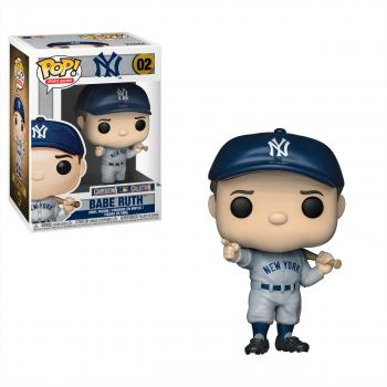MLB Stars POP! Vinyl Figure - Babe Ruth (New York Yankees)
