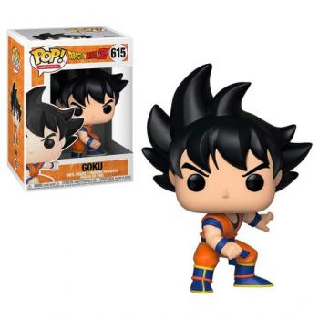 Dragon Ball Z POP! Vinyl Figure - Goku Battle Ready