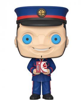 Doctor Who POP! Vinyl Figure - Kerblam Man