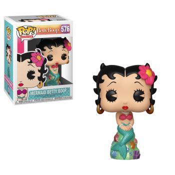 Betty Boop POP! Vinyl Figure - Betty Boop (Mermaid)