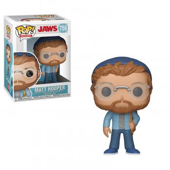 Jaws POP! Vinyl Figure - Matt Hooper