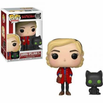 The Chilling Adventures of Sabrina POP! Vinyl Figure - Sabrina w/ Salem