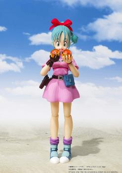 Dragon Ball Action Figure -  S.H. Figuarts Bulma (Adventure Begins)