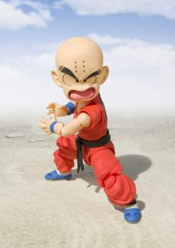 Dragon Ball Action Figure -  S.H. Figuarts Kid Krillin
