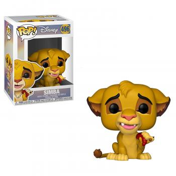 Lion King POP! Vinyl Figure -  Simba (Grumb) (Disney)