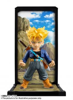 Dragon Ball Z Tamashii Buddies - Super Saiyan Trunks Figure