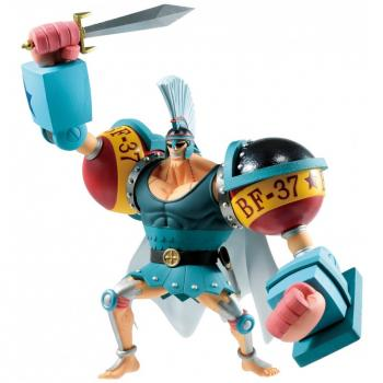 One Piece Stampede Ichiban Figure - Franky