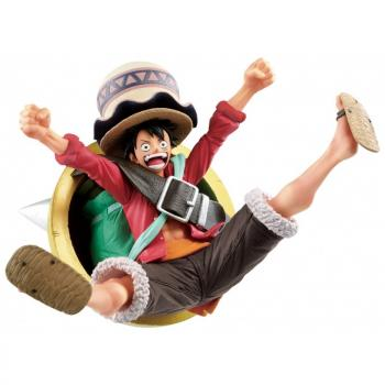 One Piece Stampede Ichiban Figure - Monkey D. Luffy