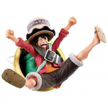One Piece Stampede Ichiban Figure - Monkey D. Luffy