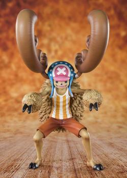 One Piece FiguartsZero Figure - Cotton Candy Lover Chopper Horn Point ver.