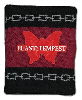 Blast of Tempest Sweatband - Butterfly
