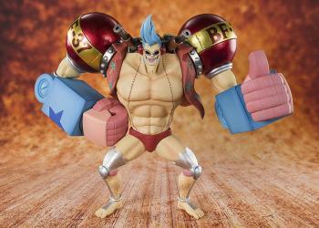 One Piece FiguartsZero Figure - Cyborg Franky