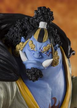 One Piece FiguartsZero Figure - Knight of the Sea Jinbe