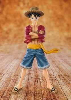 One Piece FiguartsZero Figure - Straw Hat Luffy