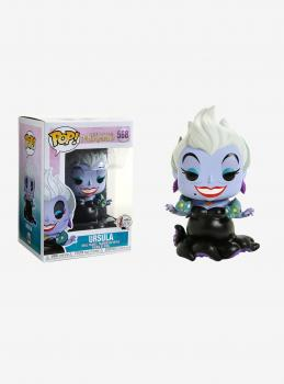 Little Mermaid POP! Vinyl Figure - Ursula w/ Eels (Disney)