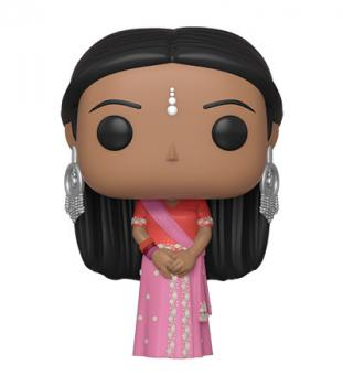 Harry Potter POP! Vinyl Figure - Parvati Patil (Yule)