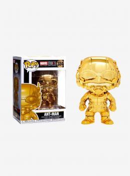 Marvel Studios 10th POP! Vinyl Figure - Ant-Man (Gold Chrome)