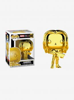 Marvel Studios 10th POP! Vinyl Figure - Gamora (Gold Chrome)