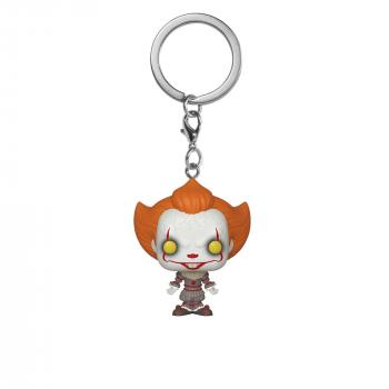 Stephen King's It Chapter 2 Pocket POP! Key Chain - Pennywise Open Arms