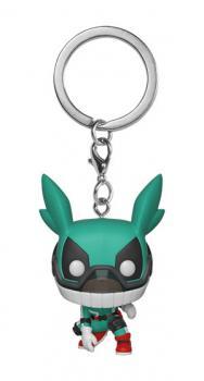 My Hero Academia Pocket POP! Key Chain - Deku (Masked)