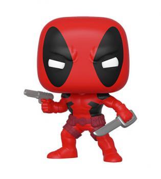 80th Anniversary Marvel POP! Vinyl Figure - Deadpool (First Appearance)