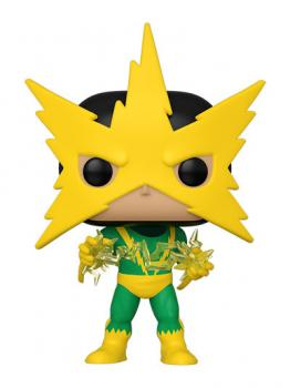 80th Anniversary Marvel POP! Vinyl Figure - Electro (First Appearance) (Specialty Series)