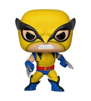 80th Anniversary Marvel POP! Vinyl Figure - Wolverine (First Appearance)