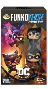 Batman Board Games - FunkoVerse POP! Expandalone (DC Comics)