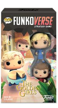 Golden Girls Board Games - FunkoVerse POP! Expandalone