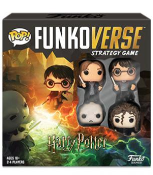 Harry Potter Board Games - FunkoVerse POP! Base Set