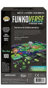 Rick and Morty Board Games - FunkoVerse POP! Expandalone
