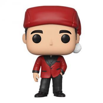 Office POP! Vinyl Figure - Michael as Classy Santa