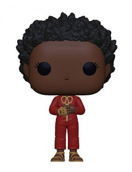 Us POP! Vinyl Figure - Red w/ Oversized Scissors